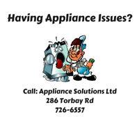 Appliance Service & Sales