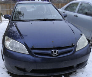 2005 Honda Civic LX-G Sedan