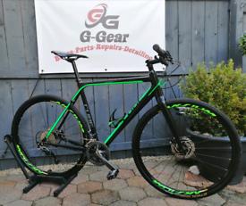 Cube Cross Race SL gravel bike