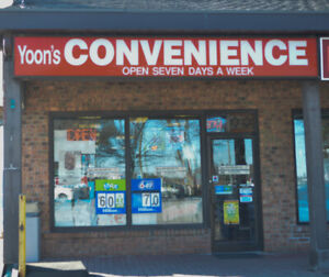 Center of Pickering Convenience Store For Sale--Owner Retiring