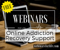 FREE Weekly Online Addiction Relapse Prevention