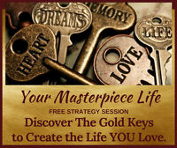 Life Coaching - Coach For Life - Your Masterpiece Life