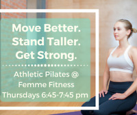 Athletic Pilates + Pilates for Posture & Alignment