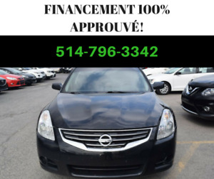 2012 Nissan Altima Berline AIR CLIMATISE ,MAGS,TOIT OUVRANT,