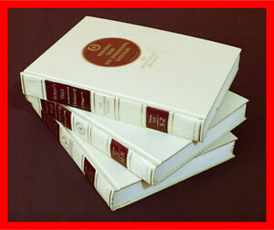 Webster's Third New International Dictionary en 3 volumes