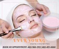 Facials (Ladies only) #EverYoung from $40! GET EXTRA 30% OFF