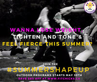 Outdoor FIT CHICKS Bootcamp - Save up to $80 off!