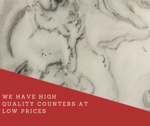 Granite & Quartz Sale – Large Selection, Low Price, High Quality