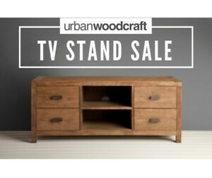 Beautiful Reclaimed Wood TV Stands