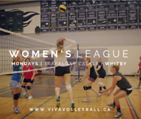 Womens Volleyball League