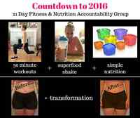 21 Day Fitness & Nutrition Accountability Group