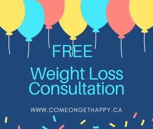 Free Weight Loss Consultation Email or Phone Call