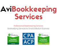 BOOKKEEPING SERVICES - CALL 226-240-0518