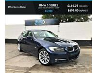 2011 11 BMW 3 SERIES 2.0 320I EXCLUSIVE EDITION 4D 168 BHP