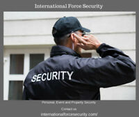 Event, Property, Personal Security Protection