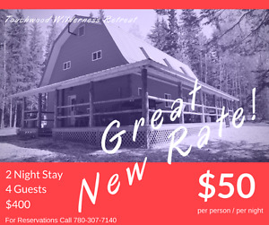 Life's Better at the Cabin, Come See for Yourself!