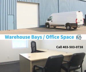 Warehouse and/or Office Space For Lease in Calgary
