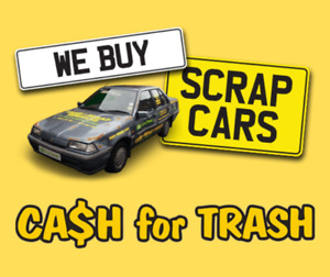 Cash For Scrap | Find Towing & Scrap Metal Removal Services