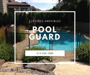 Clôtures de piscine amovibles #1 Monde = POOL GUARD = Pool Fence