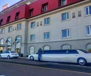 Cadillac limo in mint shape!