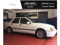 1988 FORD SIERRA 2.0 SAPPHIRE RS COSWORTH 4D 201 BHP