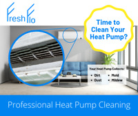 FreshFlo Professional Heat Pump Cleaning