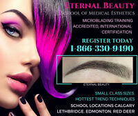 This weekend Microblading Training Microblading course