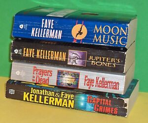 Lot of 4 Fay Kellerman Paperback Pocket Novels Belleville Belleville Area image 2