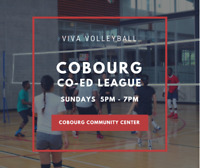Cobourg Volleyball League - Sunday