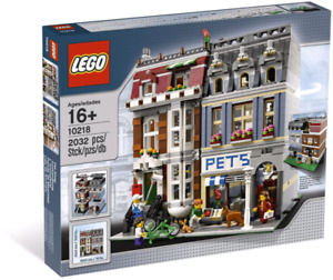 LEGO Creator Expert - Pet Shop (10218) - NEW BNIB