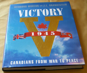 Book-Victory 1945-Canadians from War to Peace