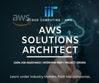 AWS Solutions Architect Course –Project+ 100% Job Assist!