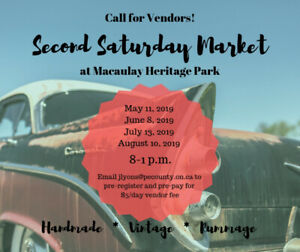 Vendors of antiques, vintage, rummage, handmade + more