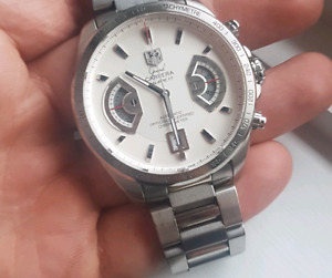 Tag heuer grand Carrara automatic chronograph