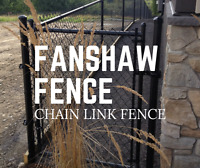 FANSHAW FENCE- CHAIN LINK SERVICES
