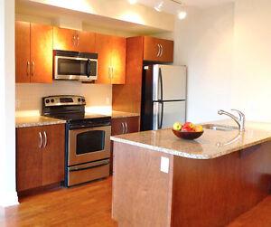 October 1 for rent,1 bedroom condo 1433 Wellington St.