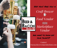 VENDORS WANTED - Marketplace, Craft Brewers, Food Trucks