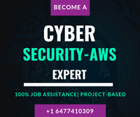 Cyber Security + Cloud Course! 100% Job Assistance + Project!