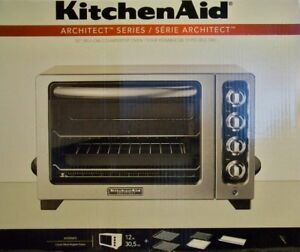 """KitchenAid 12"""" Counter Top Oven /Toaster Oven"""