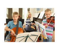 Music Lessons for All Ages. Register Now!