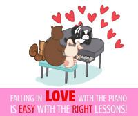 Piano Lessons Kids Will Love!