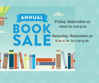Cornwall Library Book Sale (20th Annual)