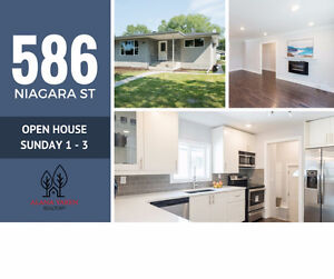 Fully Renovated in River Heights