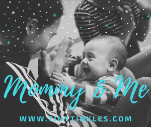 Moms and Groovy Little Babes Class September 25th at 1:00