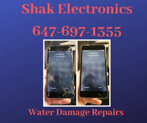 Iphone Screen Repairs On-Spot Repairs Missisuaga Affordable cost