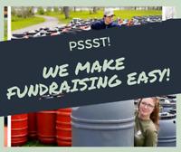 Host a Rain Barrel Sale to Raise Money For Your Cause