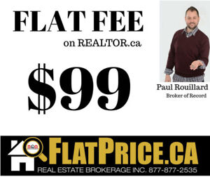 $99 Flat Fee MLS Listing in Stratford