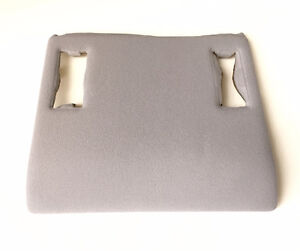 BMW E46 3 Series Coupe Grey Headliner / Sunroof Motor Cover