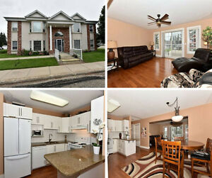 GORGEOUS RENOVATED CONDO IN LACOMBE