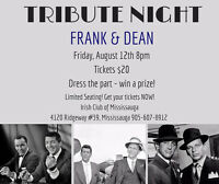 TRIBUTE TO FRANK & DEAN